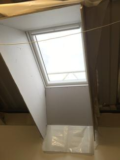Velux Corrugated Roof Window Install Velux In London