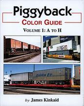 Piggyback Color Guide Volume 1 A to H
