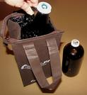Custom printed GrowLPaL growler bag