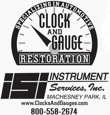 Automotive Clock and Automotive Gauge Repair and