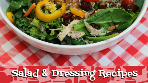 Salads and Dressings Recipes, Noreen's Kitchen
