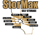 Self Storage Units StorMax Locations