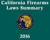 California Gun Laws