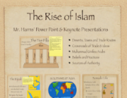 The Rise of Islam PowerPoint