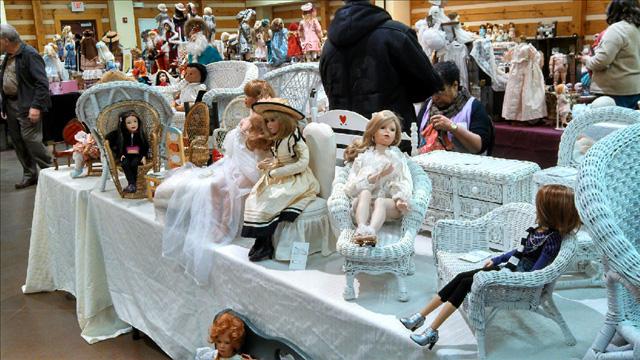 2019 Salisbury Doll Show