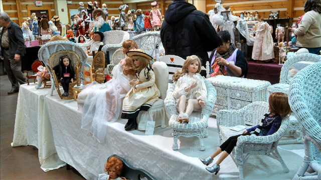 2021 Raleigh-Durham Doll Show