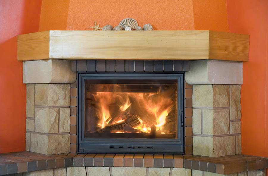 Fireplace Design fireplace cleaning services : T & S Services - additional services