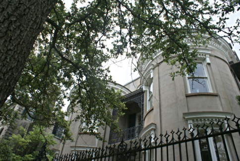 Haunted sites in Charleston SC