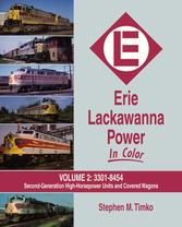 Erie Lackawanna Power in Color Volume 2: 3301-8454