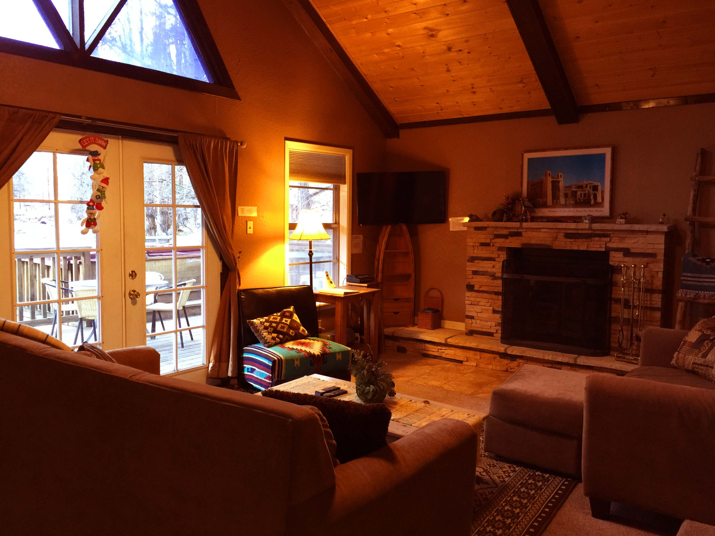 cabin lodge condotel ruidoso cozy for rent nm cabins rentals in near