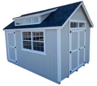 10' x 12' Special Buy Garden Shed Gable