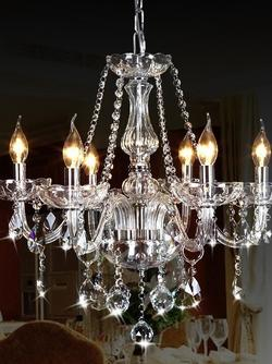 Chandeliers, Crystal Candle Holders, Candle Holder