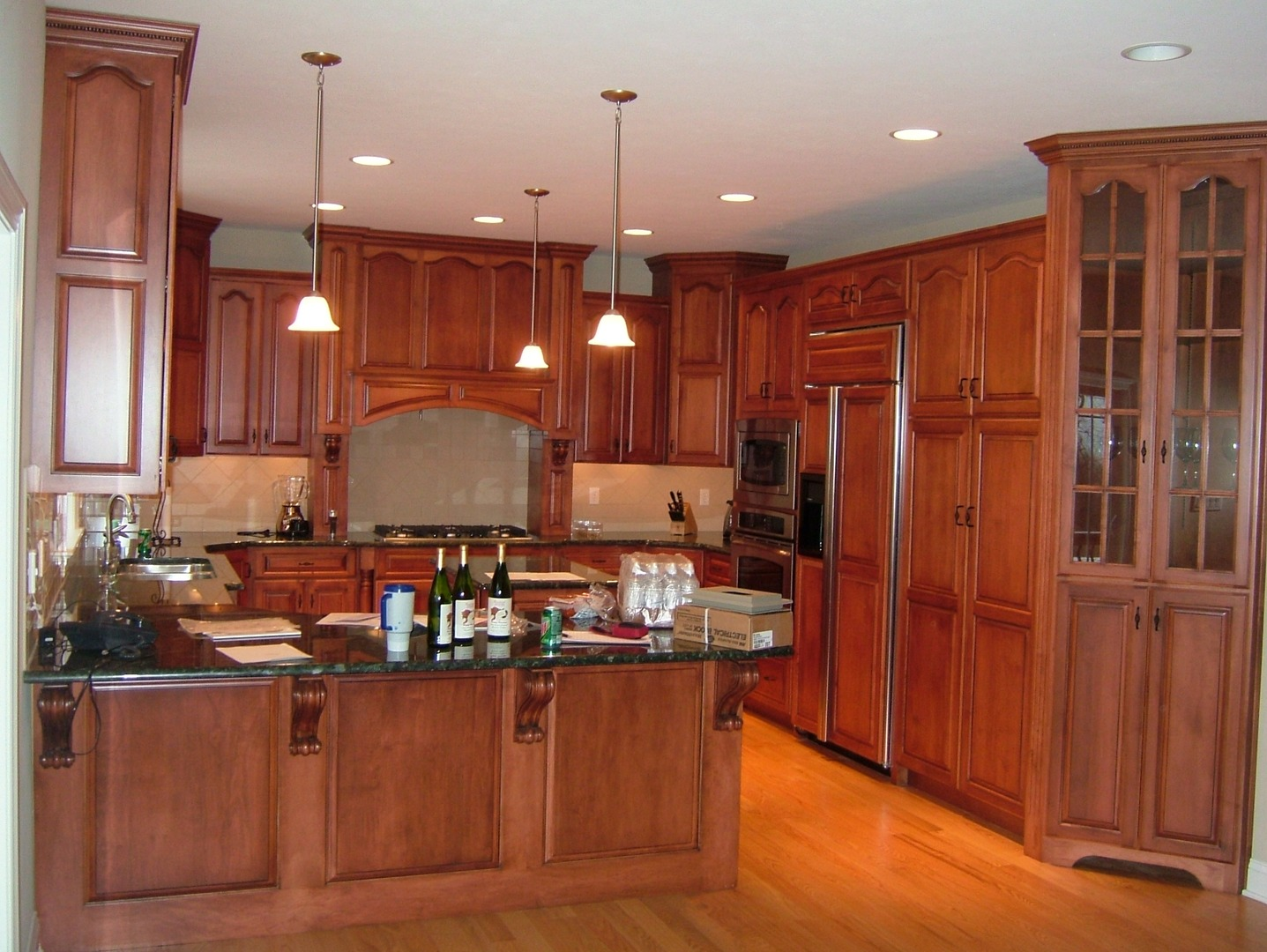 about - Rosewood Kitchen Cabinets