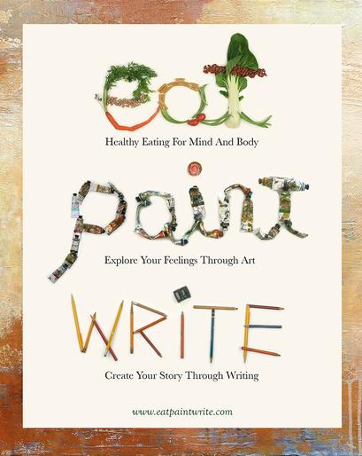 Eat Paint Write
