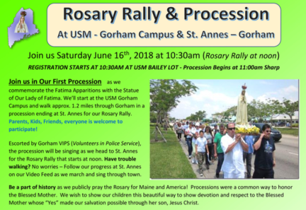 <Click here to learn more about the Procession>