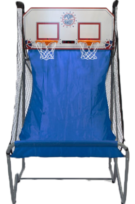 Arcade Basketball Game Rental