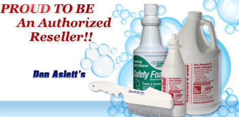 Classic Vacs Cleaning Center Don Aslett's Cleaning Products
