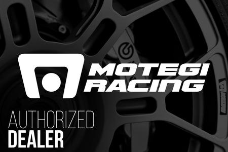 motegi custom wheels Ohio - Acura custom rims and tires Akron Ohio - NSX wheels and tires Ohio - Black wheels Ohio