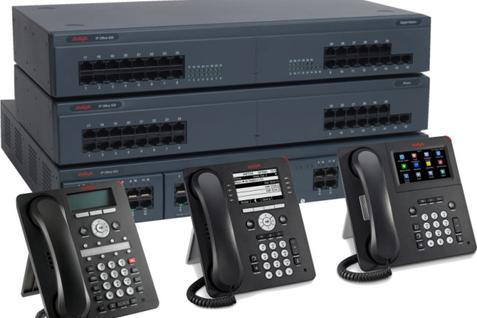Avaya IP Office and Phone Sets