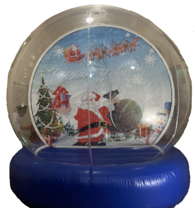 Snow Globe Inflatable Rental