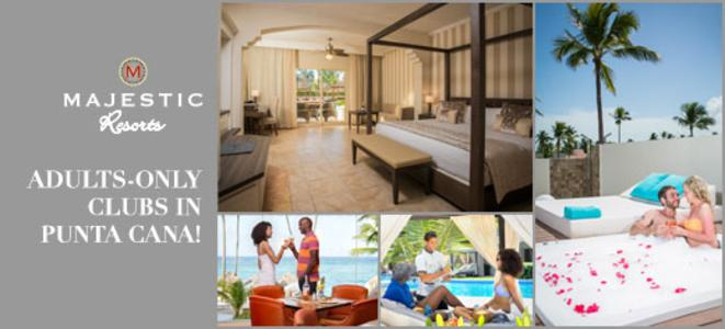 Majestic Elegance Honeymoon Promo, Majestic Mirage Honeymoon Promo