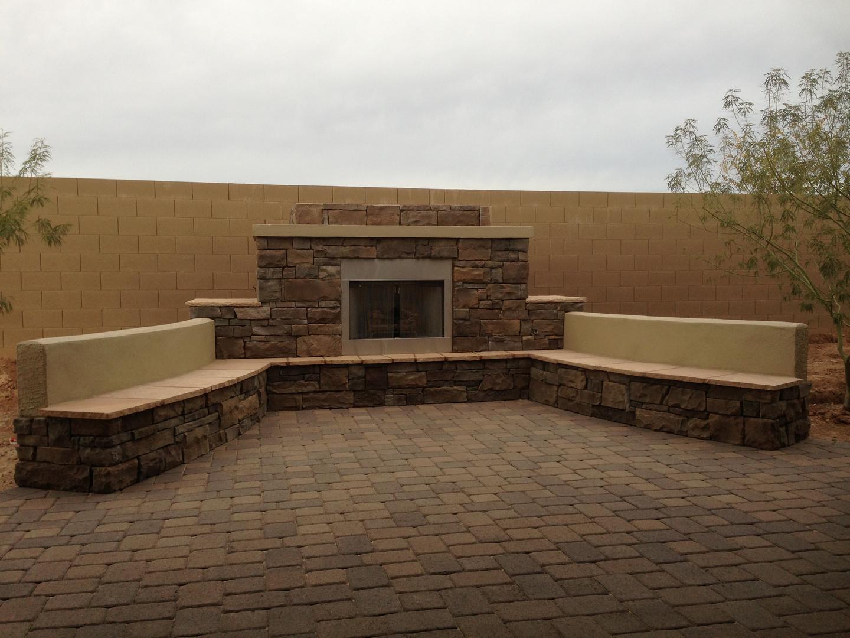 best deal landscaping az concrete contractor landscape design