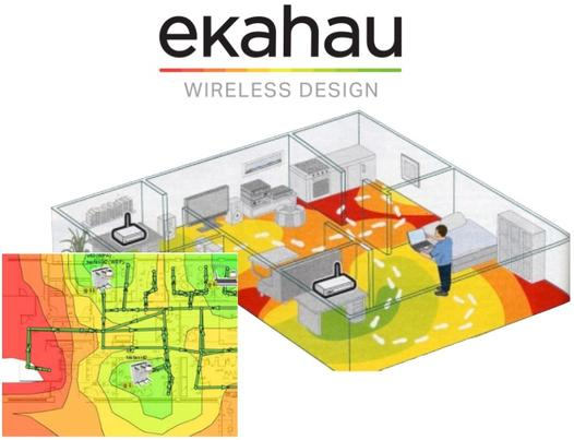 Ekahau site survey pro v9. 0. 3 | board4all.