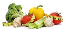 eat fruits and veggies for a healthy weight management