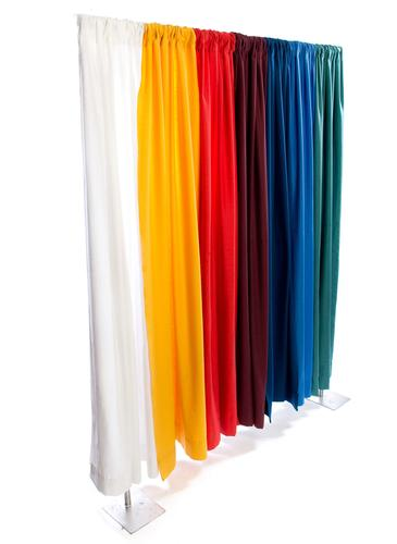 drapery rental pipe and drape rentals hahn rentals