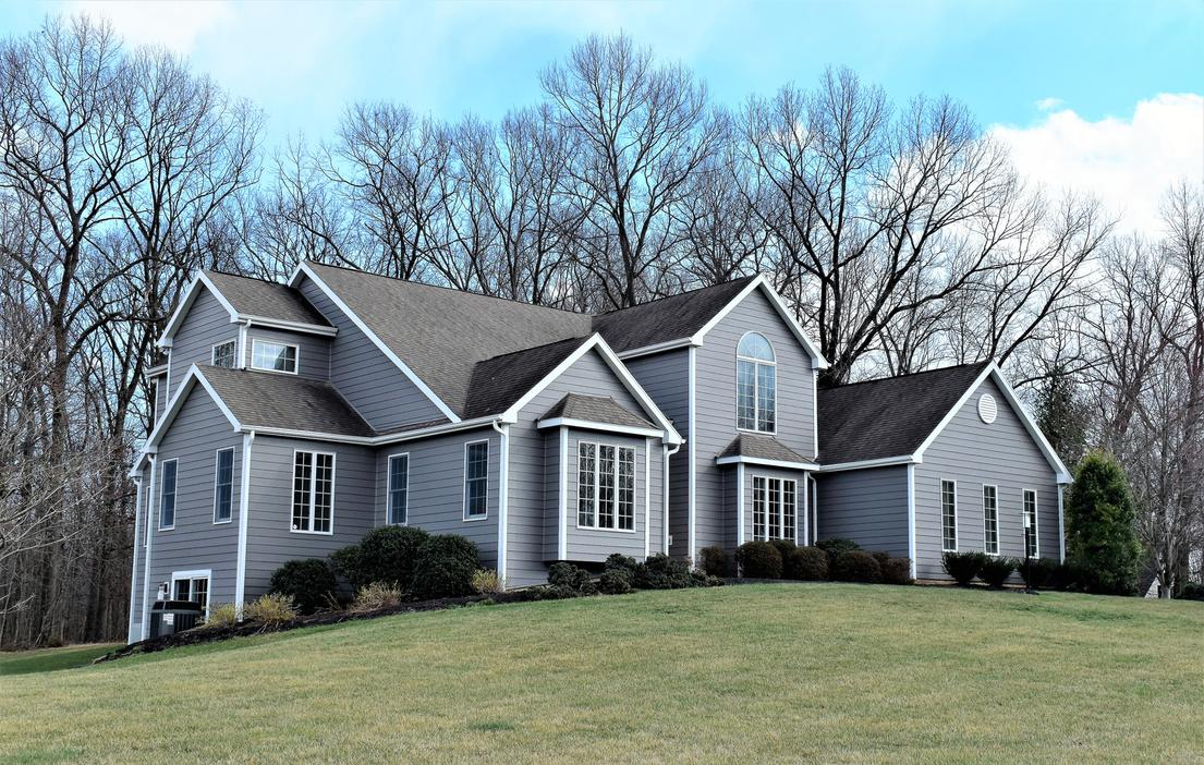 Hardie Siding Aged Pewter | Siding Contractor Vienna, VA