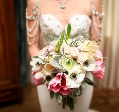 Bloom and Leaf Events Wedding Flowers