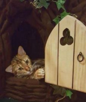 Enchanted Fairy Door