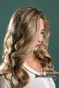 Hair Color Salon in Addison - Matthew Adam Salon Services