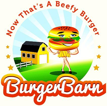 BurgerBarn, Now that's a Beefy Burger