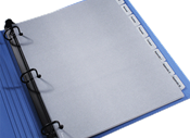 3 Ring Binders, Custom Binders, Looseleaf, Copier Tabs, Custom Index Tabs