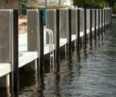 Boat Dock Accessories: Dock Fenders.