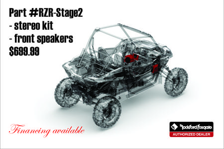 polaris rzr radio alliance ohio autosport plus