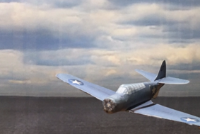 paper aircraft free download, 4D model aircraft of Battle of Midway