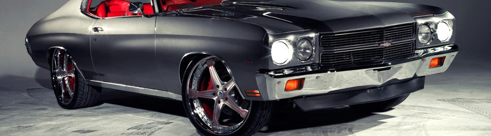 Classic car and truck rims in canton autosport plus for American classic wheels for sale