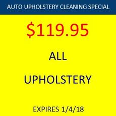 All Upholstery