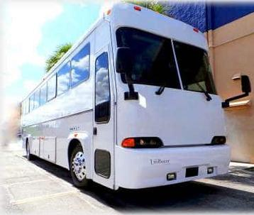 Party Bus Rental 35 passenger