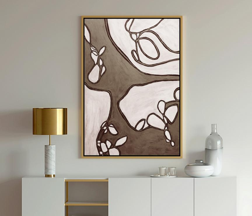Abstract Art for Home Decor and Wall Art by Dubois Art