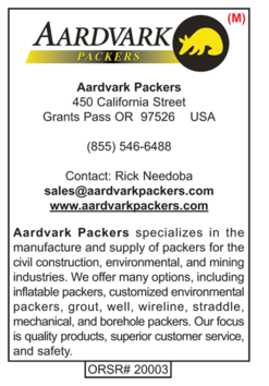 Civil Construction. Aardvark Packers