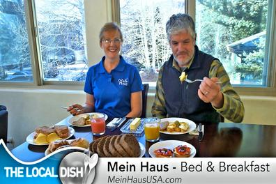 Mein Haus Local Dish Link- 4 Minute Video
