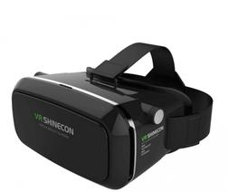 VR SHINECON Virtual Reality Headset 3D Glasses for iPhone Samsung HTC Smartphone
