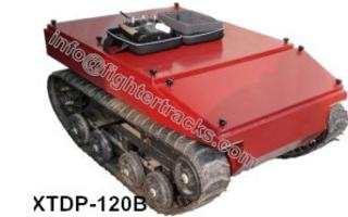 rc tank chassis