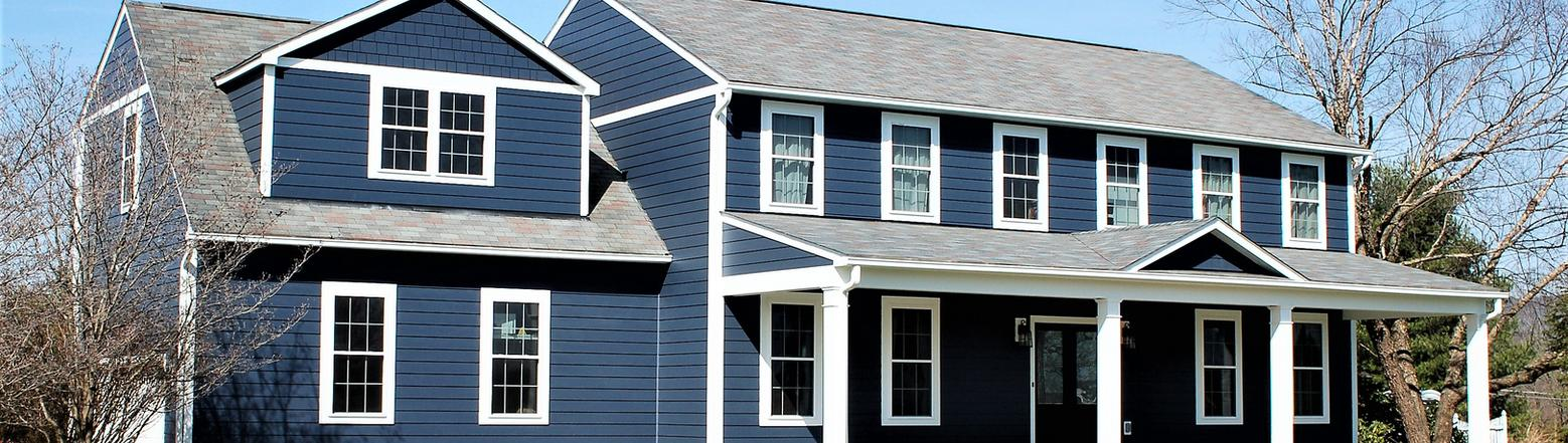 Siding, Roofing, Windows, & Doors Portfolio Before & After