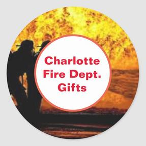 Charlotte Fire Dept Gifts