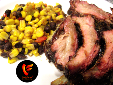 Corn and Black Bean Salsa-Chef of the Future-Your Source for Quality Seasoning Rubs