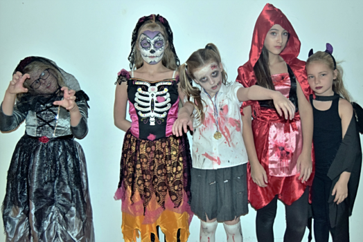 Halloween Fancy Dress Party Bramhall